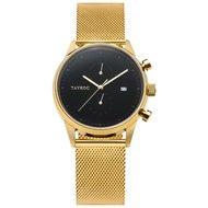 Tayroc TXM090 Gold Meshband Horlogewatch.nl