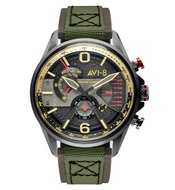 AVI-8 Hawker Harrier II AV-4056-03 Chronograaf Retrograde Horlogewatch.nl