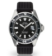 Detomaso San Remo DT1025-I Professional Silver Black Horlogewatch.nl
