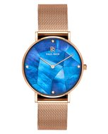Paul Rich Glam Heart Of The Ocean Rose Gold Horlogewatch.nl