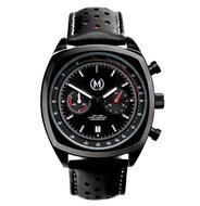 Marchand Black Driver Chrono Horlogewatch.nl