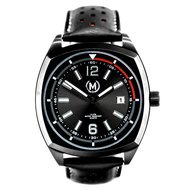 Marchand Black Driver Horlogewatch.nl