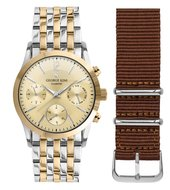 George Kini Queen GK36.10.1SY.8S.5.SY.0 Horlogewatch.nl