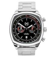 Marchand Classic Driver Chrono Metal Strap Horlogewatch.nl